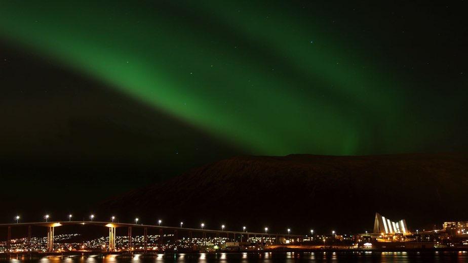 Norvegia, TROMSØ - Alla ricerca dell'Aurora Boreale