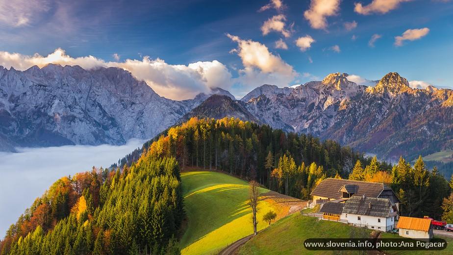 SLOVENIA, MONTAGNA, TERME E MARE