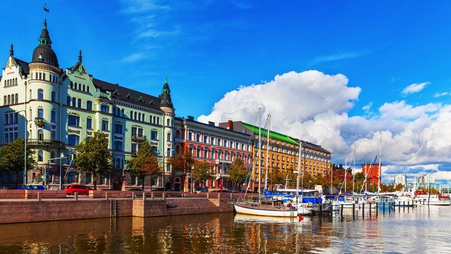 FINLANDIA INCONTAMINATA:  HELSINKI, TURKU E ISOLE ÅLAND