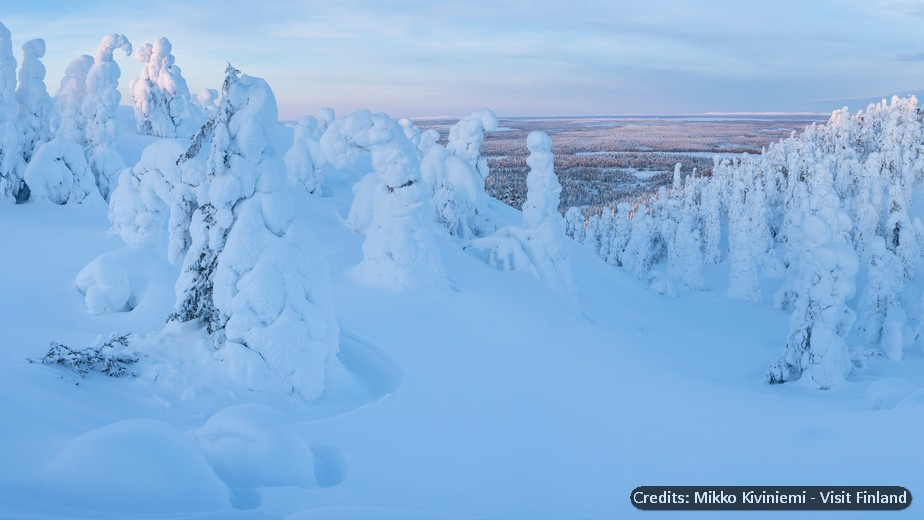 FINLANDIA: RUKA, SPLENDIDA NATURA E BABBO NATALE