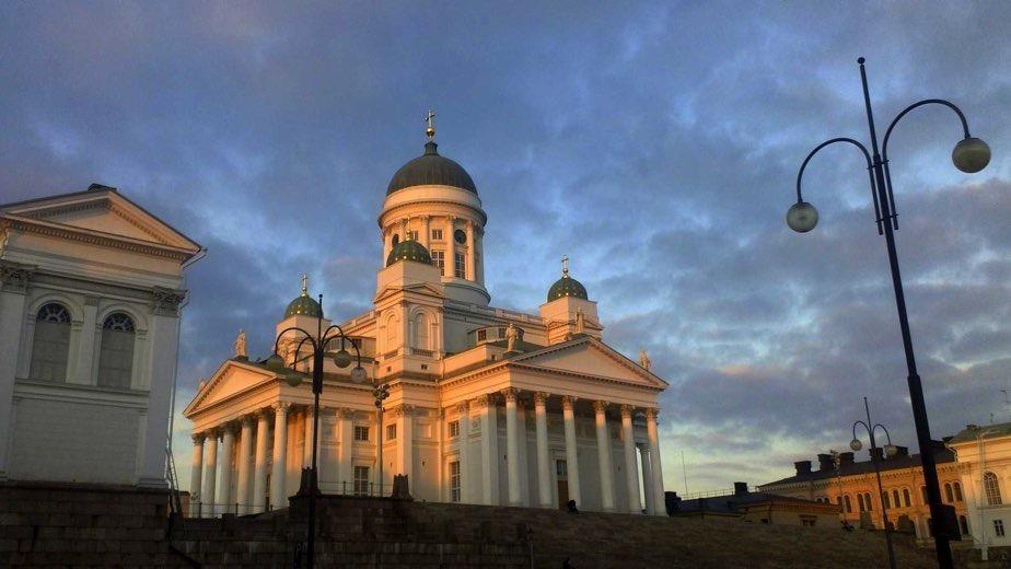 ACCESSIBILE: HELSINKI ED I LAGHI DELLA FINLANDIA F&D