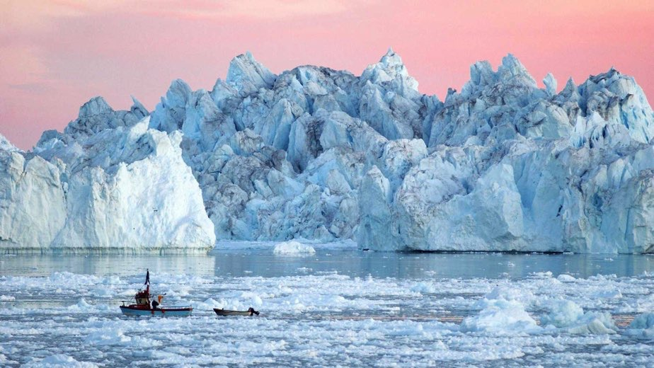 GROENLANDIA: ILULISSAT, LA CITTÀ DEGLI ICEBERG