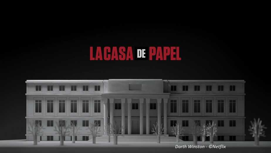 MADRID E La Casa de Papel