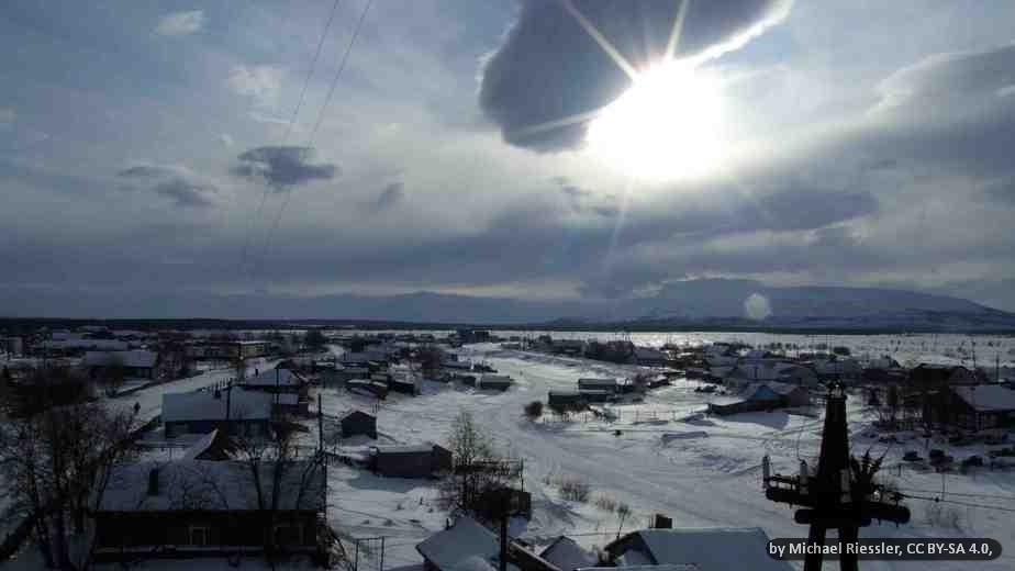 RUSSIA: MURMANSK AVVENTURA INVERNALE A CACCIA DELL'AURORA BOREALE