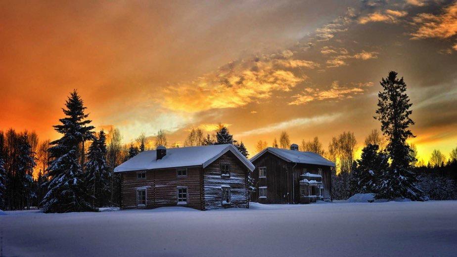 SPECIALE PONTE DELL'IMMACOLATA 5-9 DICEMBRE 2018: SKELLEFTEA, LAPPONIA SVEDESE - il profondo nord