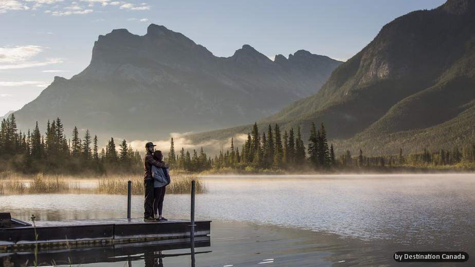 CANADA: WESTERN PARADISE
